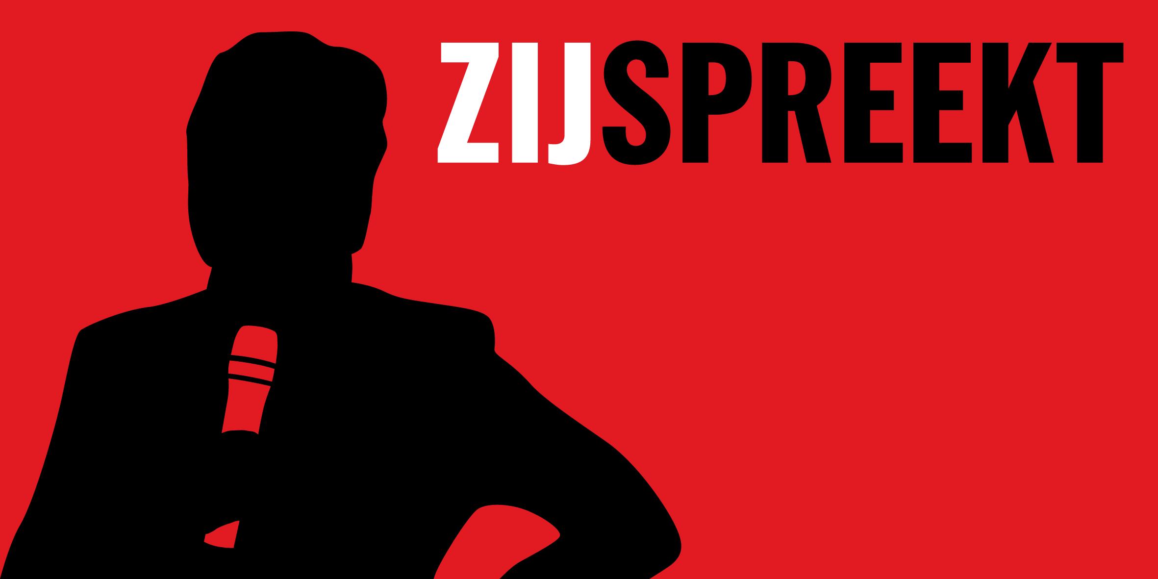 Logo van Zij Spreekt.nl